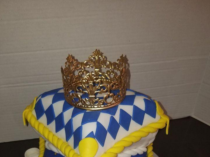 Tmx 1528807924 07149cc52c3a88c9 1528807920 8cc03b291d769313 1528807918403 8 Prince Horsham wedding cake