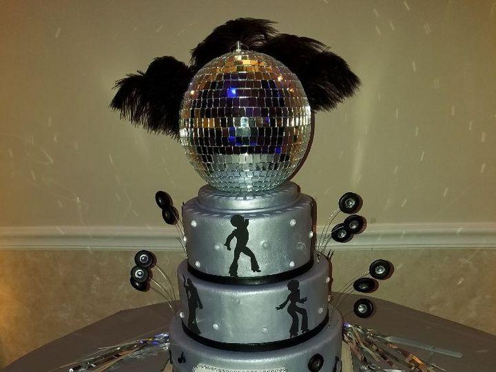 Tmx 1528807946 Cf6df99db2fff97d 1528807945 23b7203fcc2edd9f 1528807944701 11 Disco 1 Horsham wedding cake