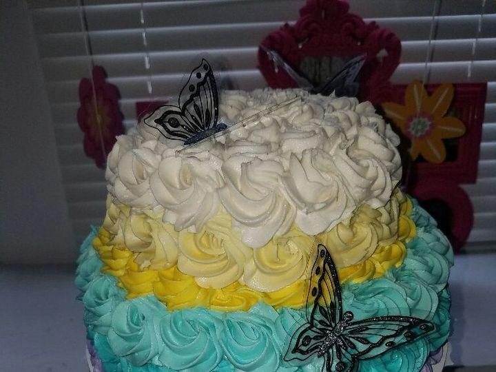 Tmx 1528808039 C21ce1dc726b9e2d 1528808038 9919958f3a57d1a0 1528808038109 17 1 3 Horsham wedding cake