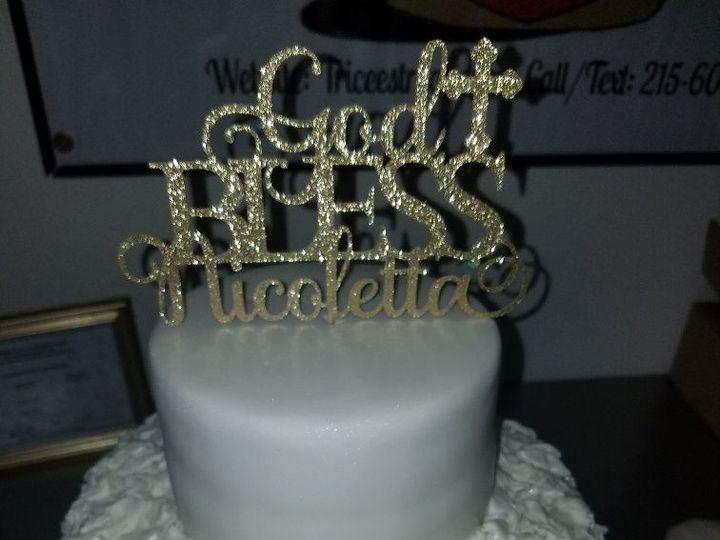 Tmx 1528817141 7ec71dd741febd14 1528817140 85762232c14258b4 1528817140514 4 Holy Communion Horsham wedding cake