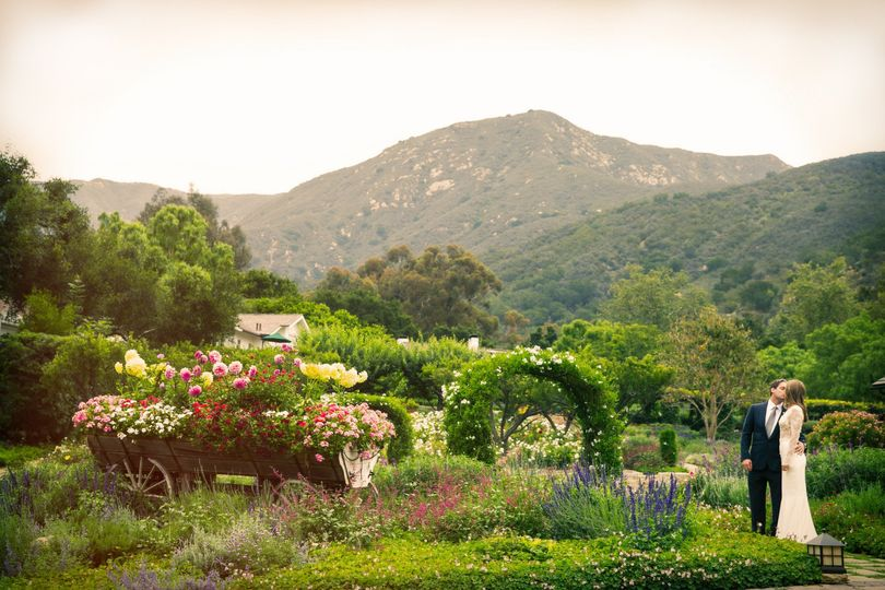 Beautiful San Ysidro Ranch in Montecito