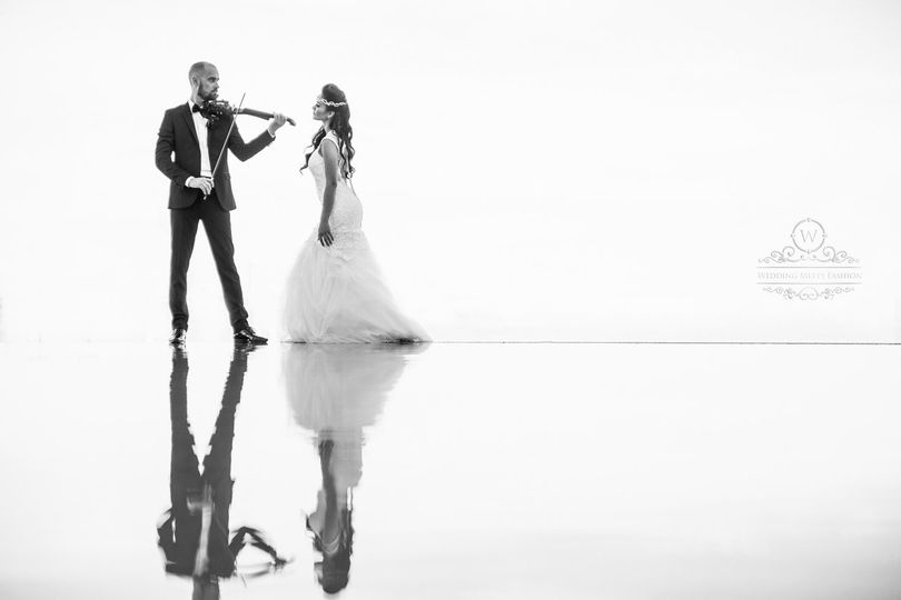miami wedding violinist