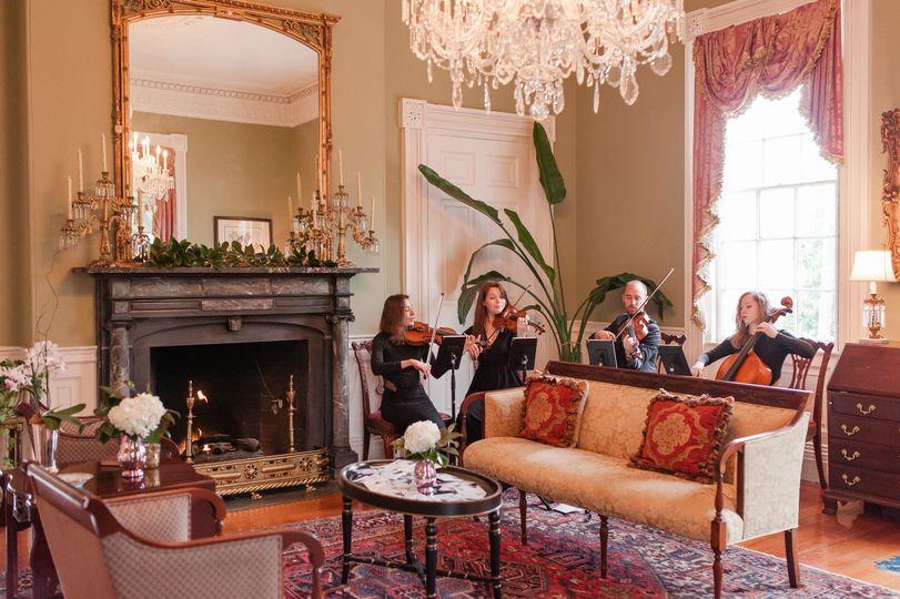 string quartet revolution wedding tour