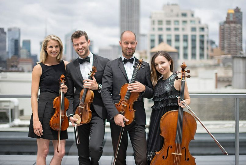 new york virtuosi string quartet