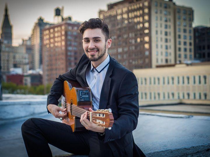 Tmx 1495818770380 New York Wedding Guitarist New York wedding ceremonymusic