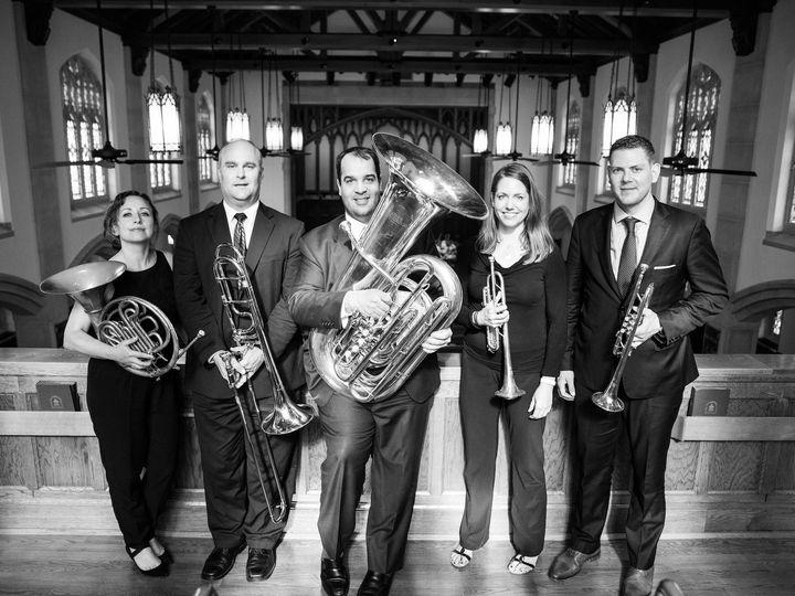 Tmx 1495819938682 New York Virtuosi Wedding Brass Quintet New York wedding ceremonymusic