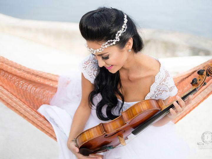 Tmx 1495820776828 Bride Viola Jan Freire Alena Fede Bridal Shoot Mia New York wedding ceremonymusic