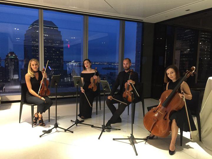 Tmx 1496121109399 New York Virtuosi String Quartet Conde Nast New York wedding ceremonymusic