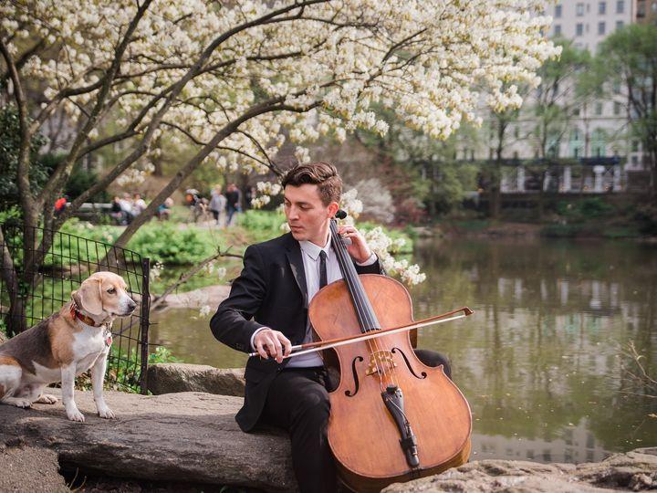 Tmx Kiral Artists Wedding Cellist Nyc 51 620516 1561524453 New York wedding ceremonymusic