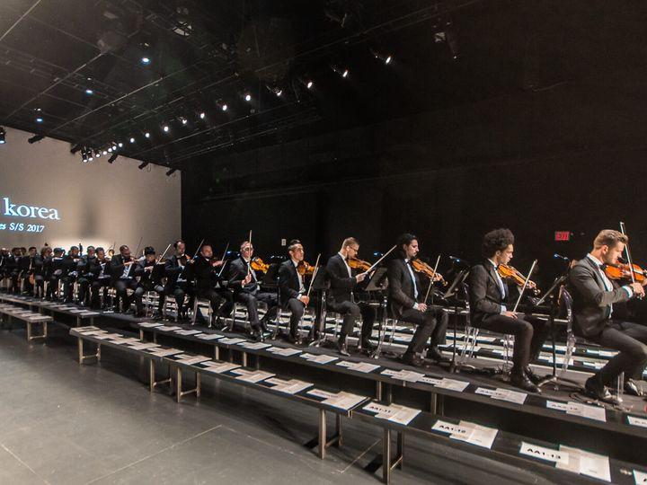 Tmx Male Violin Orchestra Ny Fashion Week 51 620516 1561524605 New York wedding ceremonymusic