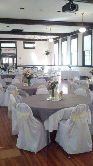kimball hall tables