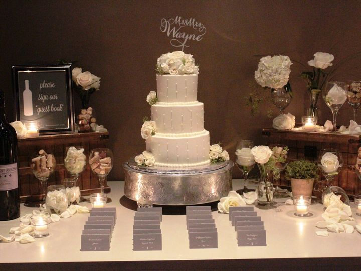 Tmx 1478543318964 Place Card Table Burlington, MA wedding venue
