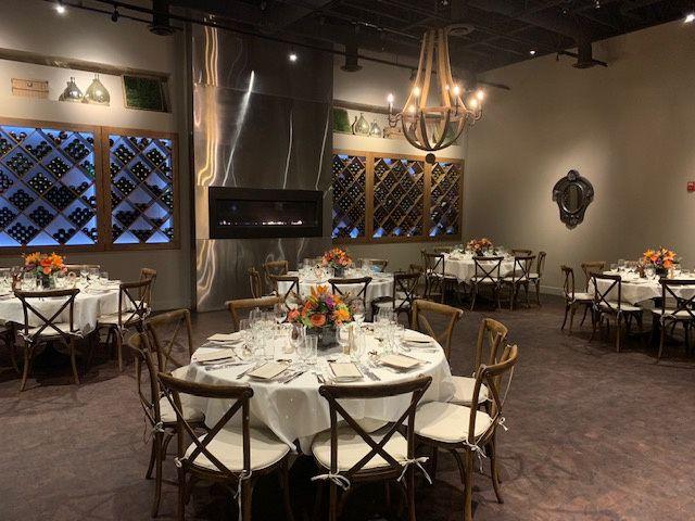 Tmx Private Dining Room 2 51 121516 Burlington, MA wedding venue