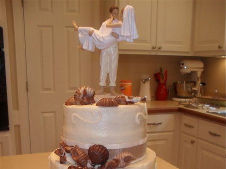 Tmx 1305777542479 SDC12233Copy Battleboro wedding cake