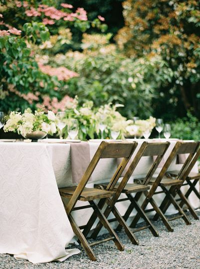 French Farm Chairs in Vintage