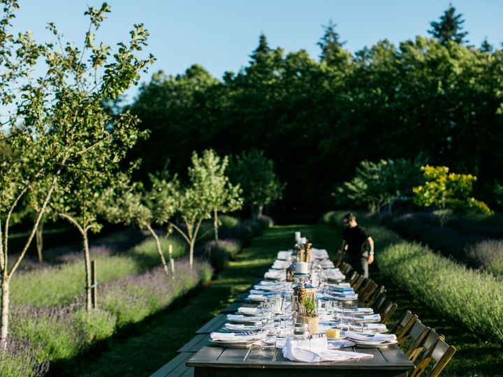 Tmx Classic Tables Benches And Chairs Lavendar Field Kingston House 51 922516 Seabeck, Washington wedding rental