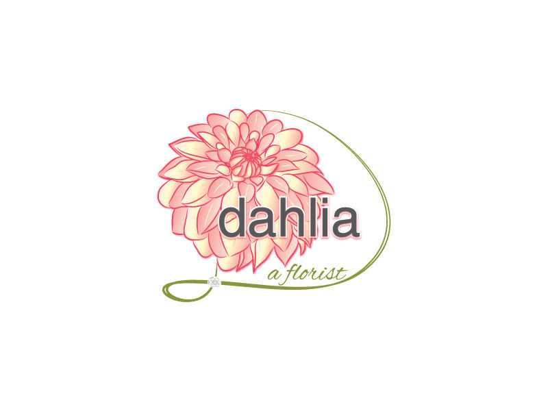 Dahlia a Florist