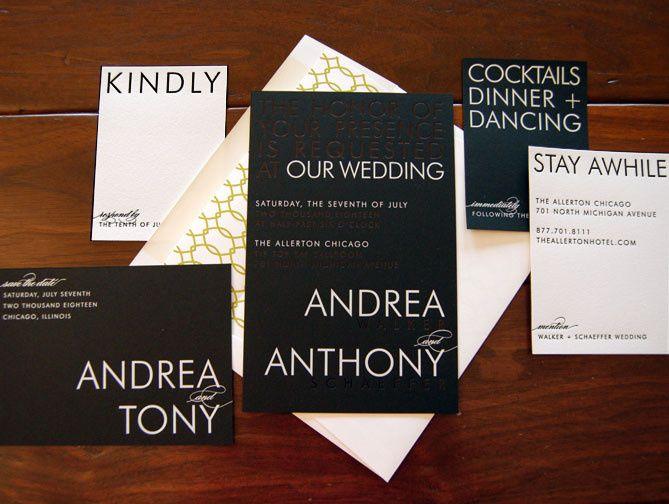 Tmx 1484858107301 Designers Fine Press Westwood, NJ wedding invitation