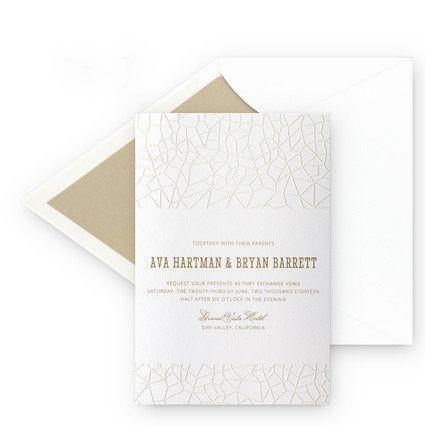 Tmx 1484858524804 Bds Fnh H Westwood, NJ wedding invitation