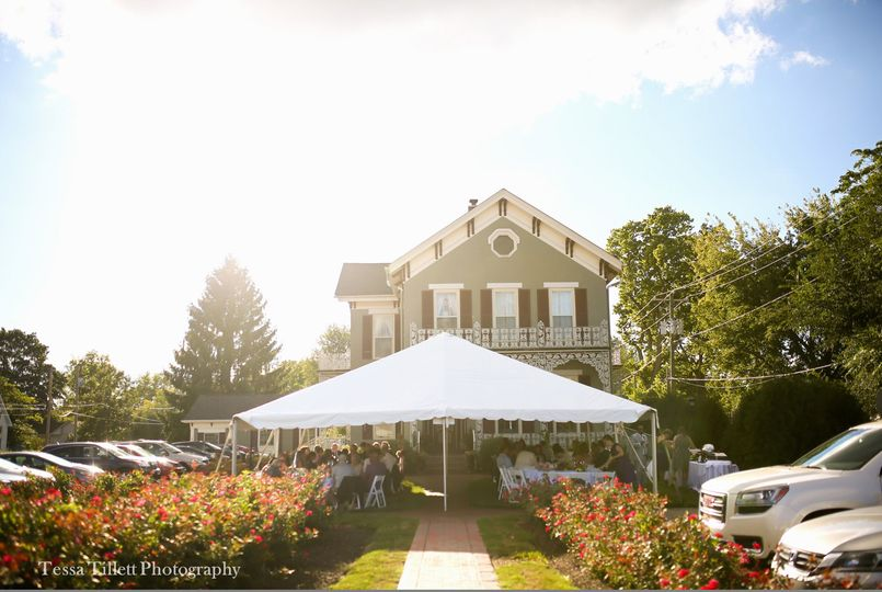 RL Wilson House - Venue - Noblesville, IN - WeddingWire