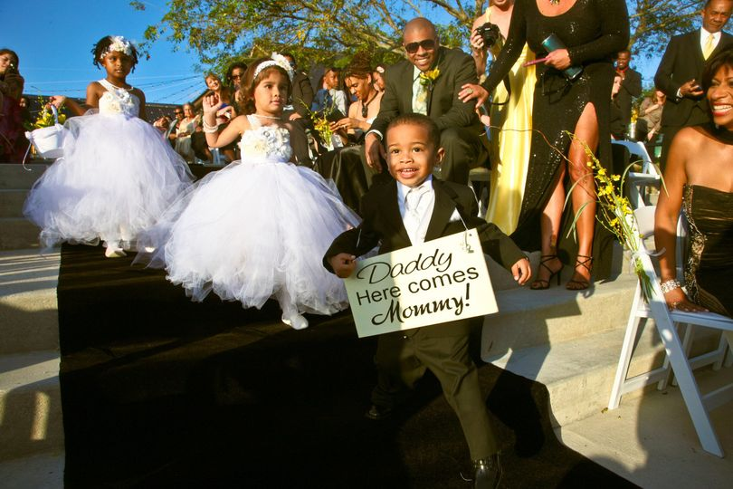 Wedding procession, there are so many distinct creative wedding processionals. the love of this...
