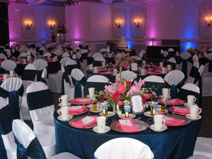 Tmx 1459949325592 Aa Pink  Blue Uplighting 2 Ann Arbor, MI wedding venue