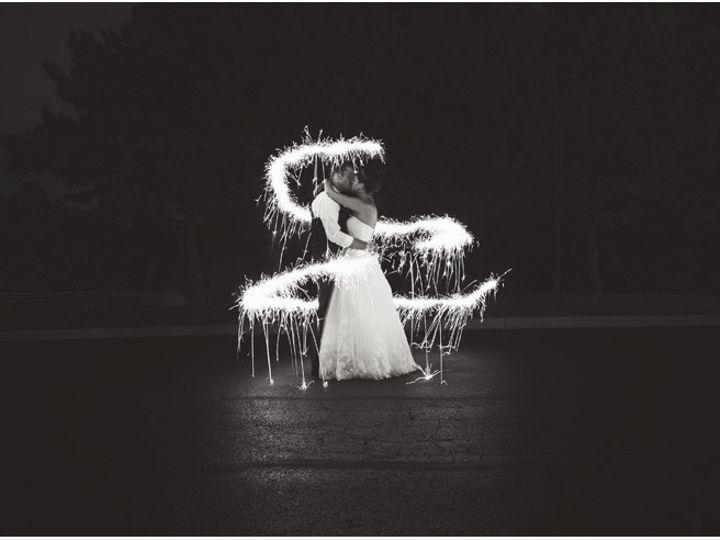Tmx 1459949356884 Bg Black  White Sparkler Outside Ann Arbor, MI wedding venue