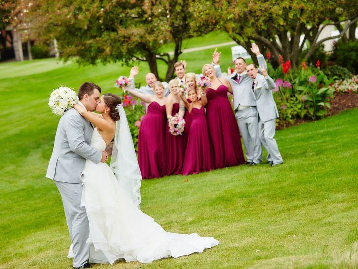 Tmx 1459949396695 Bridal Party Shot Ann Arbor, MI wedding venue