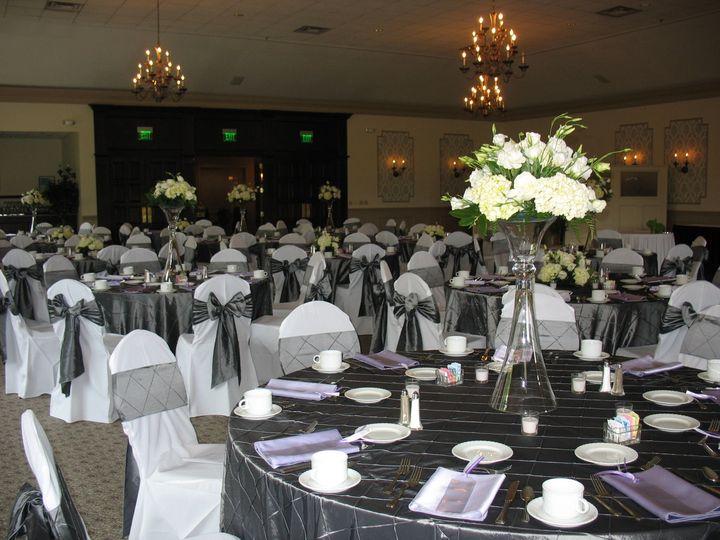 Tmx 1459949407977 Dark Gray  White Room Set Up2 Ann Arbor, MI wedding venue
