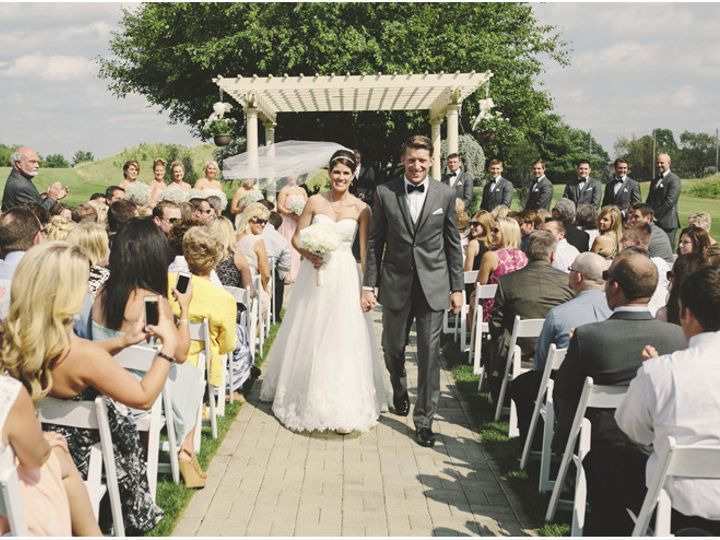Tmx 1459949424475 First Walk As Bride  Groom Ann Arbor, MI wedding venue