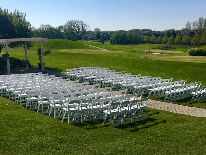 Tmx 1495567515799 Pergola W Chairs Ann Arbor, MI wedding venue