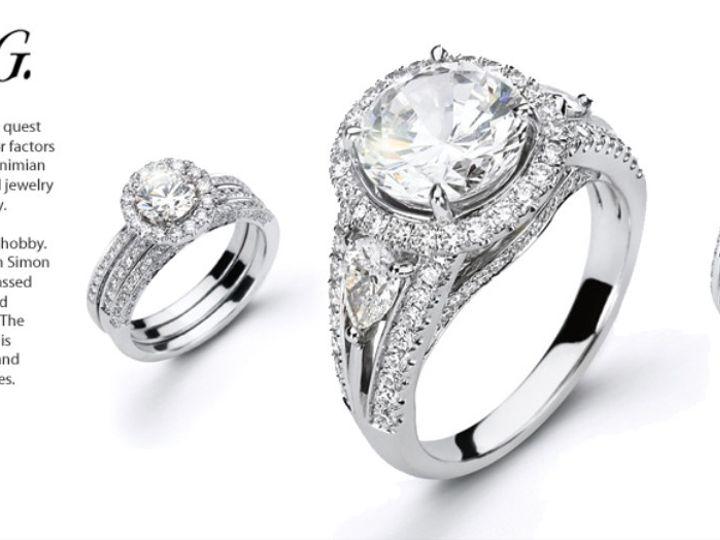 Tmx 1428705590487 Simon G Massapequa Park wedding jewelry