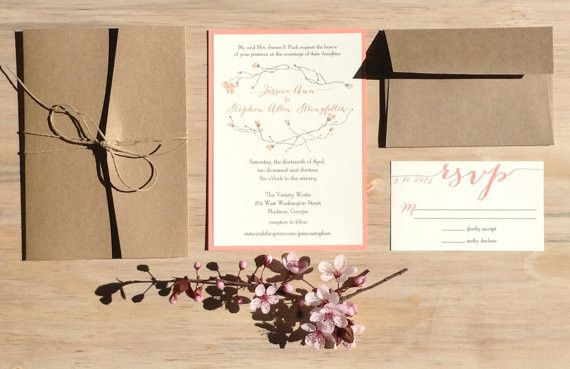 Tmx 1367367711385 Twig And Twine Sacramento wedding invitation