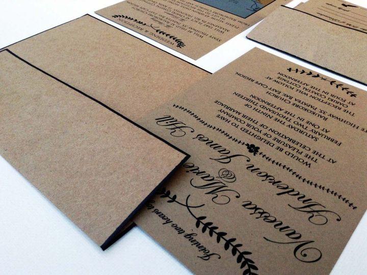 Tmx 1367518370641 Classic 4 Sacramento wedding invitation