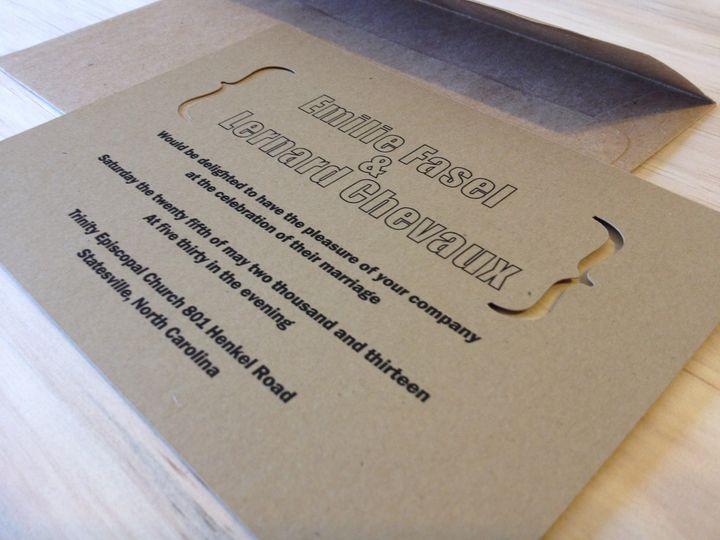 Tmx 1367622495226 Photo 3 5 Sacramento wedding invitation