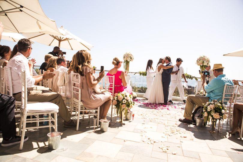 150 Guests Wedding at 2pm