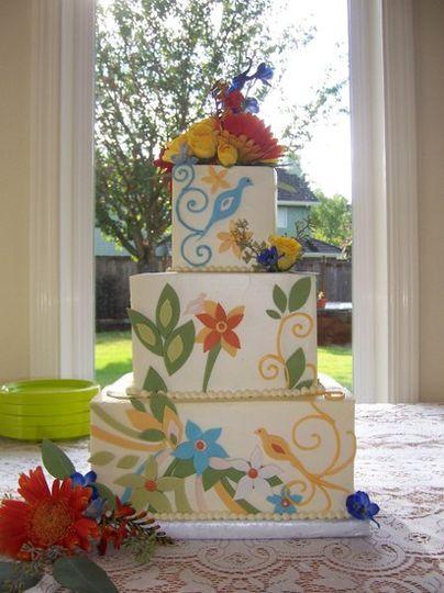Sweet Life Patisserie, Wedding Cake, Oregon - Eugene, Bend, Medford, and surrounding areas