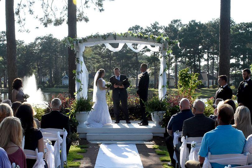 Gore/Williams Wedding