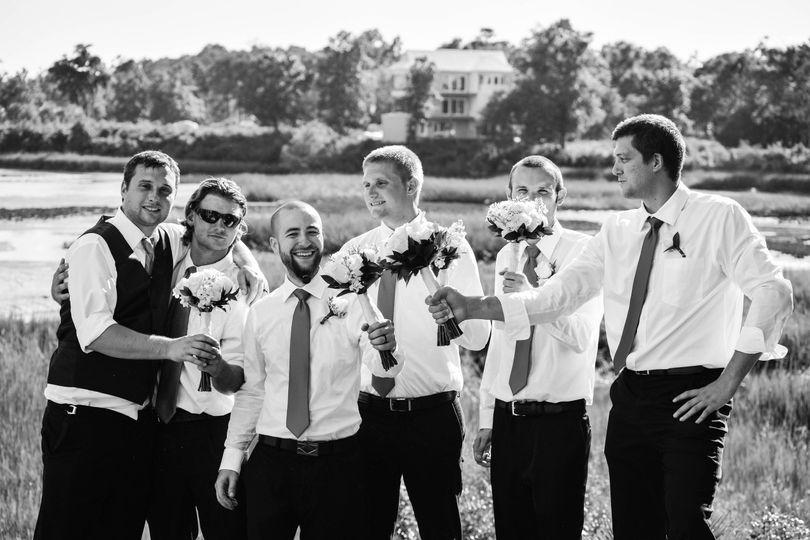 Guys group photo