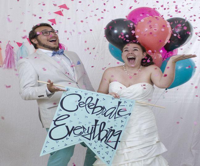 celebratate everything photo