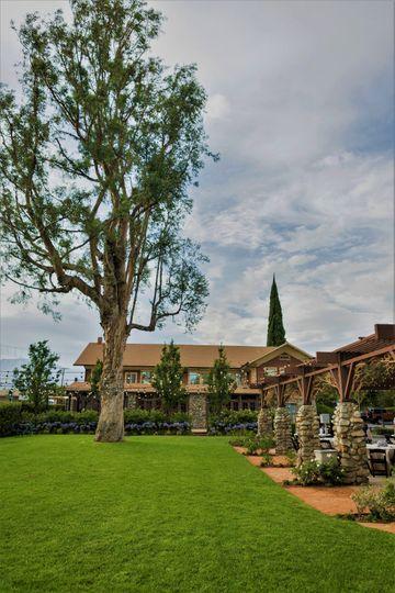 La Villa Bella Outdoor Space