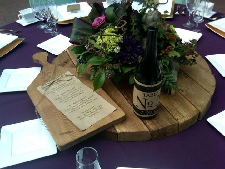 Tmx 1384391433758 Table Decor  Stevensville, MT wedding planner