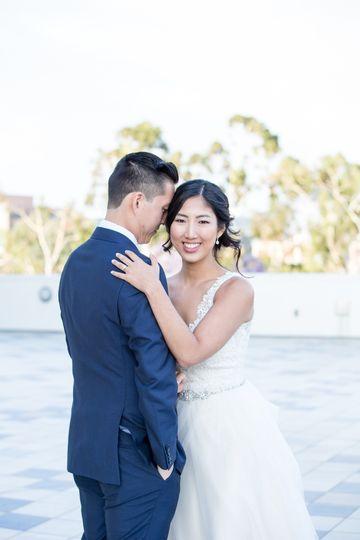 Wedding at Cerritos Library