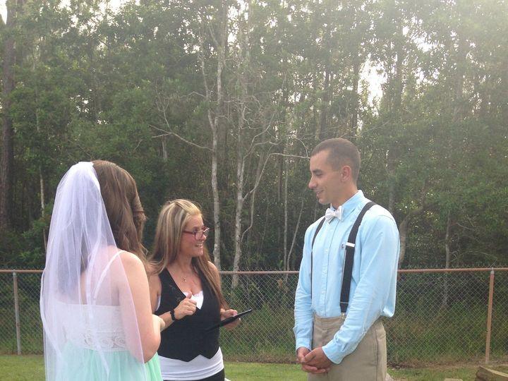 Tmx 1436549047811 Christean And Shelby Biloxi wedding officiant