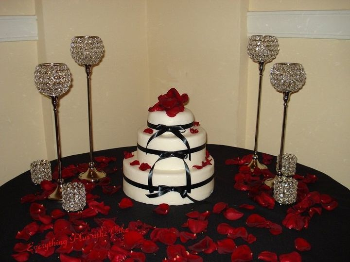 Tmx 1484261220308 Rose Petal Cake Biloxi wedding officiant