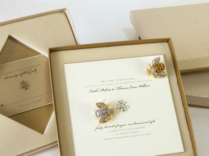 Tmx 1280853459845 OpenChampaignBoxwinvite East Orange wedding invitation