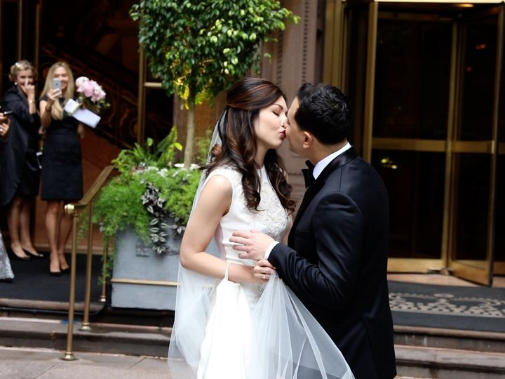 Tmx 1503971114713 Ariel And Chris1 New York, NY wedding videography