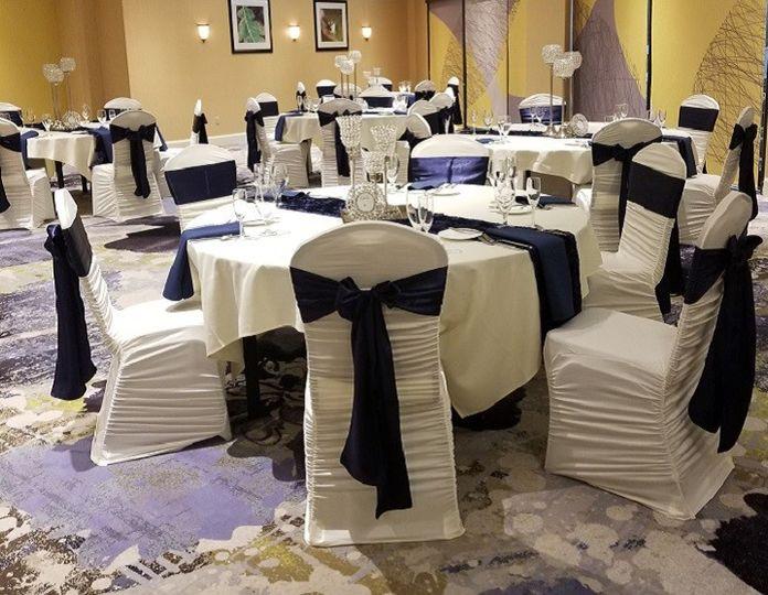 Jade Ballroom setup