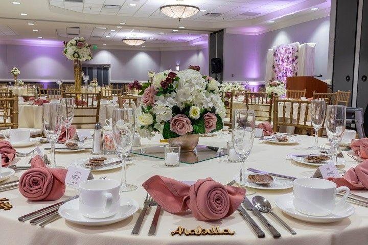 Crowne Jewel Ballroom