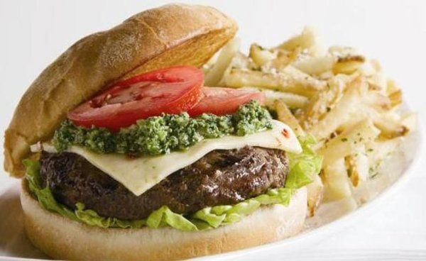 Caliente Burger